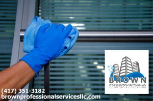 Brown Professional Services Commercial Cleaning Springfield MO