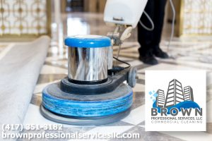 Brown Professional Services Commercial Floor Cleaning Springfield MO