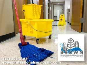 Brown Professional Services Commercial Office Cleaning Springfield MO