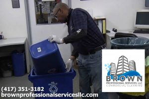 Brown Professional Services Commercial Office Janitor Springfield MO