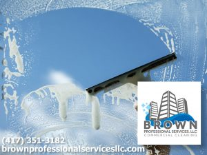 Brown Professional Services Commercial Window Cleaning Springfield MO