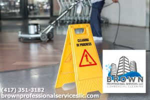 Brown Professional Services Office Floor Cleaning Springfield MO